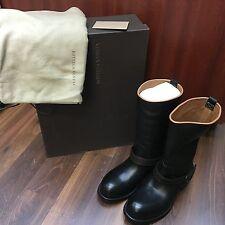 Bottega Veneta Mid Calf Riding Leather Boot size 6.5-BNIB