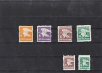 u.s. domestic mail eagle stamps ref 7694