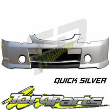QUICK SILVER FRONT BAR VY SS SUIT HOLDEN COMMODORE 02-04 S BUMPER COVER