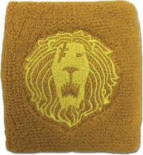 **Legit** Seven Deadly Sins Lion's Sin of Pride Authentic Cotton Wristband#64834
