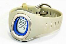 Nike TRIAX C3 Digital Sport Multi Function Watch Heart Monitor New Battery