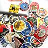 50 Skateboard Stickers bomb Vinyl Laptop Luggage Decals Dope Sticker Lot Random