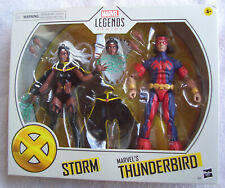2020 Marvel Legends First Appearance Storm & Thunderbird Target Exclusive 2 Pack