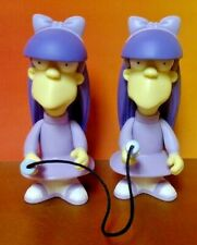 The Simpsons Sherri + Terri Twins WOS Interactive Talking Figure & Accessories