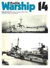 MARINA Warship Profile 14 - SMS Seydlitz - DVD