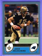 2003 Topps Jake Delhomme  #270 Panthers