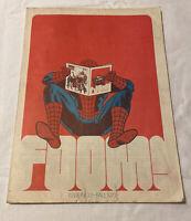 Foom Friends of Ol' Marvel Magazine #3 Fall 1973  Spider-Man Very Good Pro-Zine
