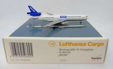 31280 HERPA WINGS / GERMANY /BOEING MD 11 FREIGHTER LUFTHANSA CARGO D-ALCE 1/500