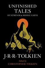 Unfinished Tales of Númenor and Middle-earth: By Tolkien, J.R.R.