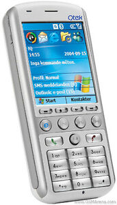 Original Qtek 8100  Silver (Unlocked) Smartphone NEW !!!!