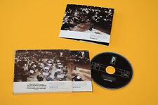 CD (NO LP ) PORTISHEAD LIVE ROSELAND 1°ST ORIG 1998 DIGIPACK+BOOKLET