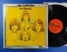 IRON BUTTERFLY STAR COLLECTION midi 73 A1B1 Lp VG/EX