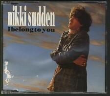 NIKKI SUDDEN I Belong To You CD SINGLE f peter buck m mills REM