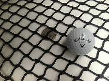 Golf training practice net with no edging - 3 metre x 3 metre golf impact panel
