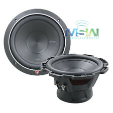 "2011 ROCKFORD FOSGATE® P1S4-10 10"" PUNCH P1 4-OHM SUBWOOFER SUB WOOFER 250W RMS"