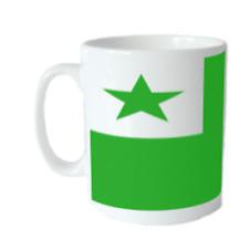 Esperanto Flag Mug