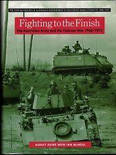 Ashley Ekins Fighting to the Finish Australian Army Vietnam War Military History