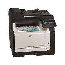 HP Color LaserJet Pro cm1415fn ce861a ADF USB red fax * usado *