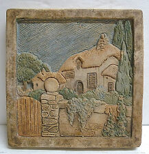 California Claycraft Vintage Cottage Tile
