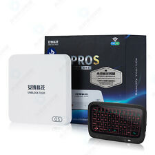 Unblock Tech 安博盒子7代 HOPE OVERSEAS美國行貨 UBOX7 UProS I9 2g+32g OS Gen7 TV Box
