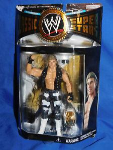 WWE Classic Superstars Collectors Series 6 Shawn MichaelsBlack White HBK
