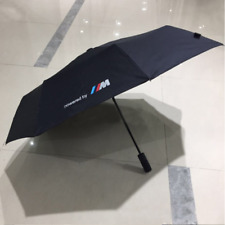 NEW BMW M Power Perfomance M3 Black Umbrella Car Luxury Accessories Automatic M5