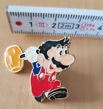 Nintendo Super Mario with hammer Pin ((jap. スーパーマリオ)