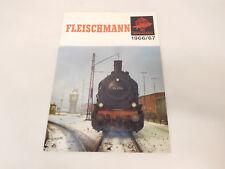 Esf-03277 Fleischmann catalogo 1966/67, con segni di usura