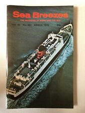 Sea Breezes Magazine Mar 1975 v49n351