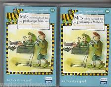 Die Tigerente 10 - Milo und die Jagd nach dem grünhaarigen Mädchen Teil 1 + 2