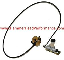 Brake Master Cylinder Kit with Caliper and Hose for Mudhead, Blazer 200, Mid Xrx