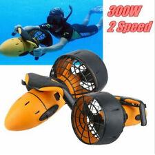 300W elektrischer Seeroller Dual Speed Propeller Unterwassertauchen Sport Kit