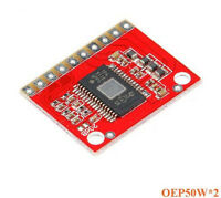 1 pcs OEP50W*2 Mini Digital Amplifier Board Module 50Wx2 Super TDA7498 TPA3116D2