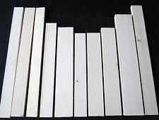 Premium American Holly cutoffs / thins lumber (10 pcs) - KD