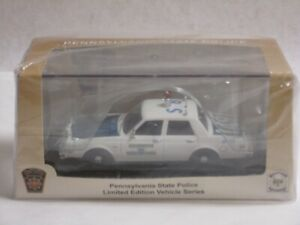 1985 Dodge Diplomat Pennsylvania State Police Model 1/43