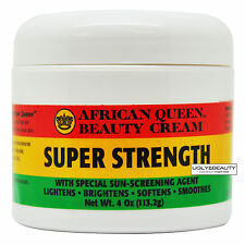 African Queen Beauty Cream Super Strength 4 Oz / 113.2 g