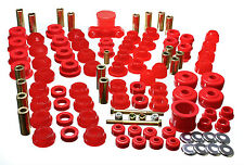 ENERGY SUSPENSION POLYURETHANE COMPLETE BUSHING KIT 1988-1991 HONDA CIVIC / CRX