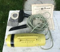 Vintage Sears Kenmore GTV hand held Car vacuum 206102