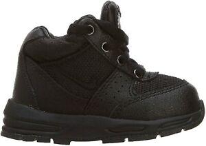 NEW Nike Go Away (TD) ACG Boots Black/Black Toddler Size 7.5C (375510 001)