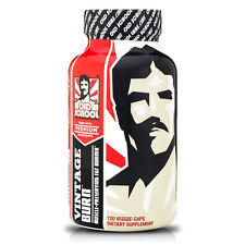 Thermogenic Fat Burner VINTAGE BURN Guaranteed Weight Loss Supplement
