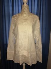 Mens Civil War Reenactment Waist Shirt Blouse Executive Series 15 1/2-33