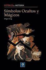 Simbolos ocultos y magicos (Misterios de la historia)-ExLibrary