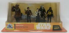 Disney Solo: A Star Wars Story Han Solo Figure Play Set- 6 Piece