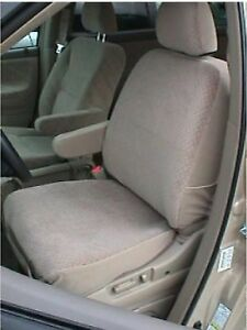 Durafit Seat Covers 2005-2010 Honda Odyssey 7 Passenger Tan Exact Fit Seat Cover