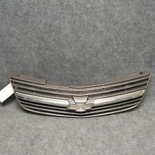 2000-2005 Chevrolet Chevy Impala Grille 10289769 Gray w/ Chrome Emblem OEM 40835