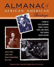 Almanac African American Heritage: Chronicle, Miles, Johnnie H., Davis, Juanita