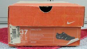 Nike Cycling Shoes WMNS Altea Black/Metallic silver size 6