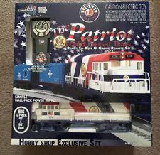 Lionel ~ 6-82427 The Patriot LionChief Remote U36B Diesel Freight Set