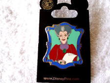 Disney * LADY TREMAINE - CINDERELLA STEP MOTHER VILLAIN *New on Card Trading Pin