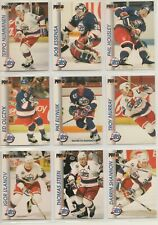 1992-93 Pro Set WINNIPEG JETS Team Set - 14 Hockey Cards - TKACHUK ESSENSA STEEN